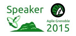 Agile Grenoble 2015 speaker
