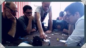 Agile Games France 2016 - Mysterium Claude Aubry