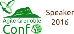 Franck Rageade - Speaker Agile Grenoble 2016