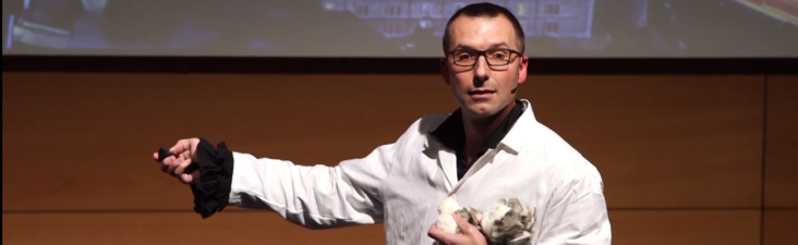 Franck Rageade - Lab Oratoire Frankenstein - Agile Grenoble 2016