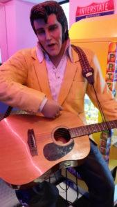Teasing Tim Member conférence 2017 - Elvis statue de cire