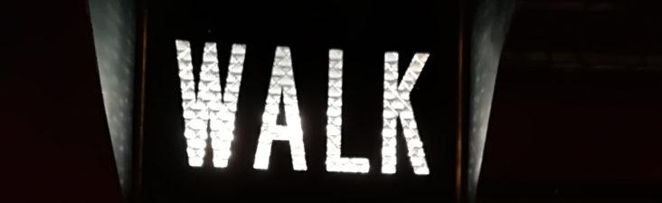 Teasing Tim Member conférence 2017 - Walk panneau lumineux