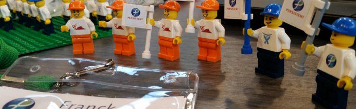 Agile Grenoble 2016 Lego Atlassian